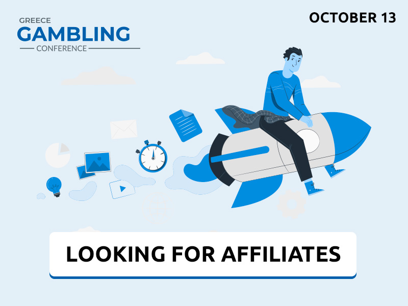 Are You a Webmaster? Get a Free Ticket to Greece Gambling Conference 2021
