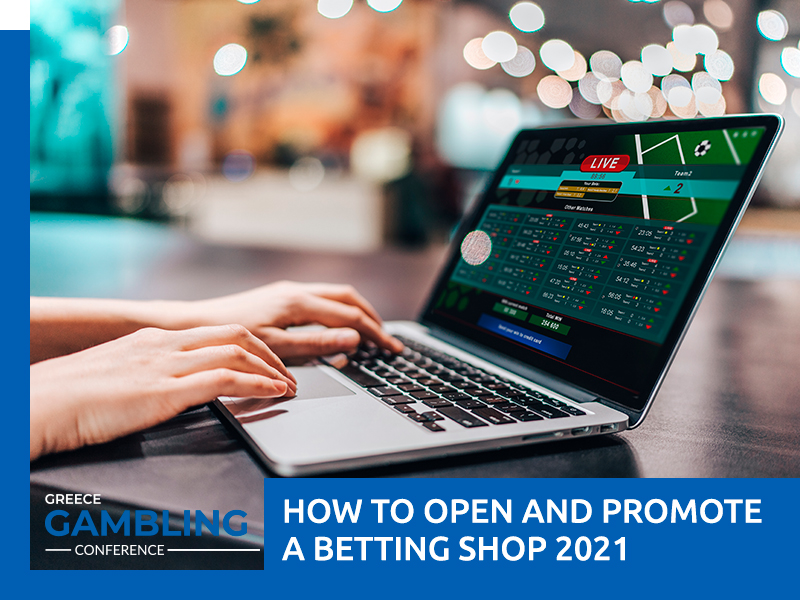 Betting Shop Launch and Promotion 2021