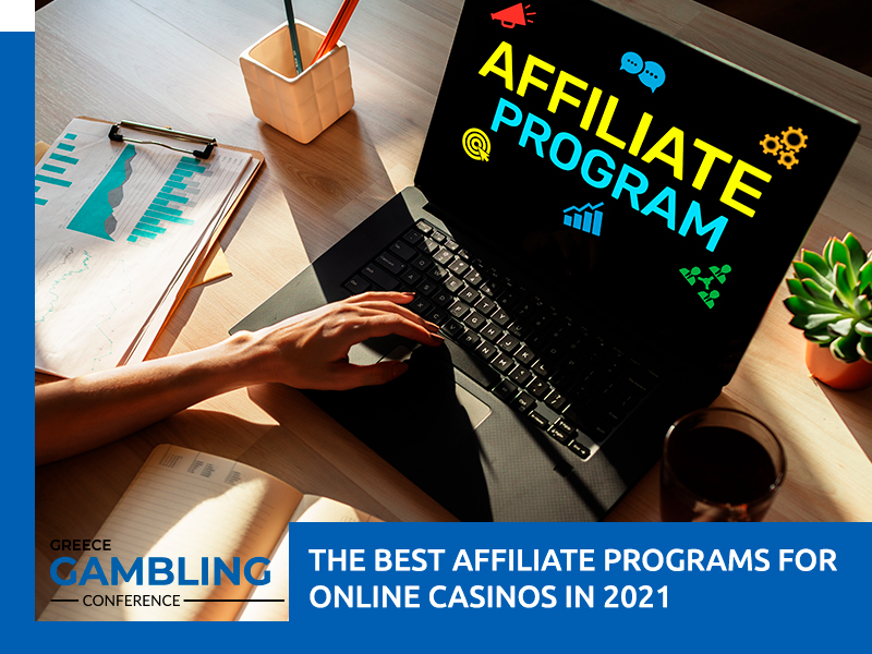 The Best Affiliate Programs for Online Casinos in 2021: Details